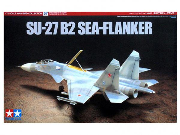 Модель SU-27 B2 Sea-Flanker (1:72) Су-27 К