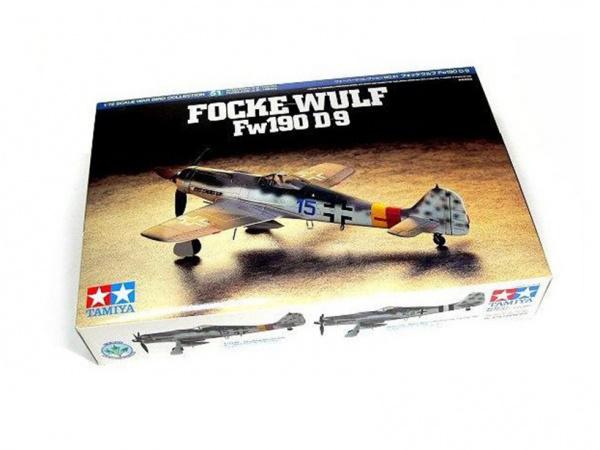 Модель Focke-Wulf Fw190 D-9 (1:72) Немецкий истребитель