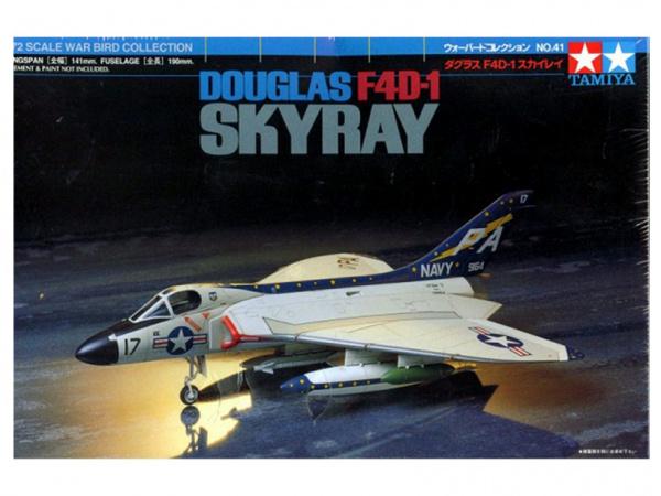 Douglas F4D-1 Skyray (1:72)