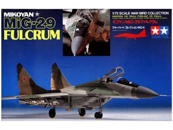 Модель MiG-29 Fulcrum (1:72) МиГ-29