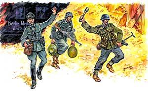 Сборная модель Немецкая пехота