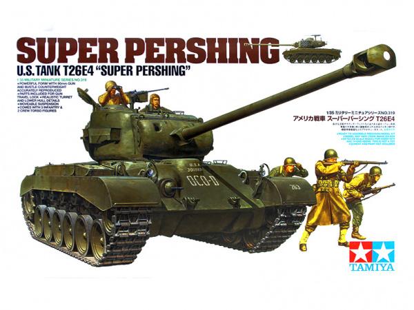 Модель Американский танк T26E4
