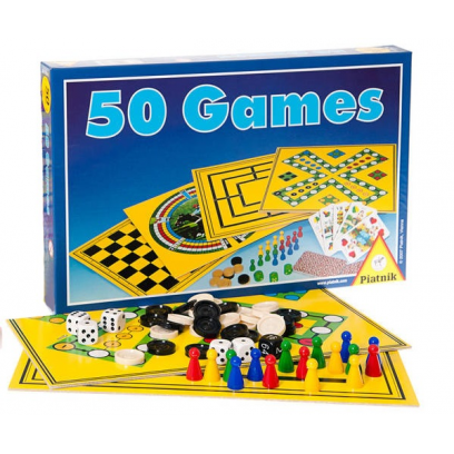 Набор «50 игр»