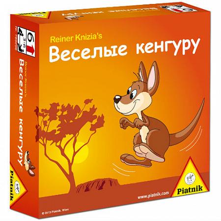 Настольная игра Веселые кенгуру