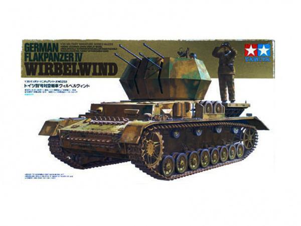 Модель Немецкая зенитная установка Flakpanzer IV