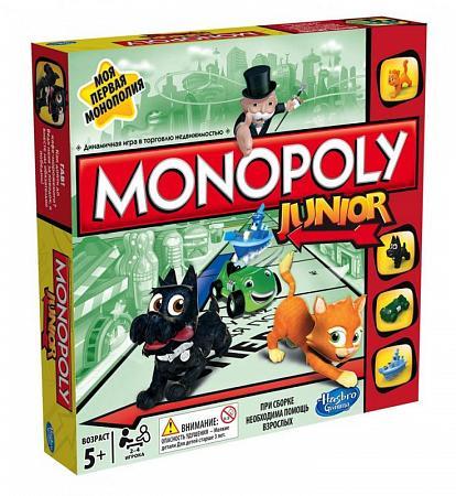 Настольная игра Монополия Junior