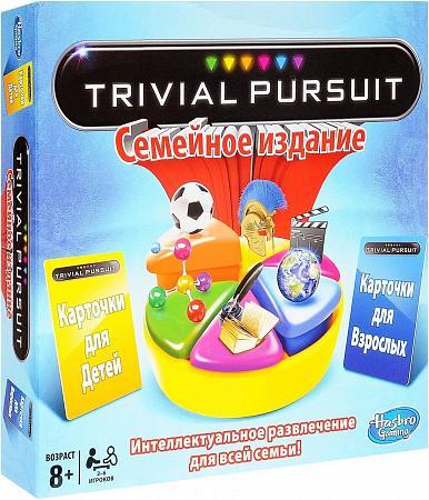 Настольная игра Тривиал Персьют