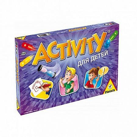 Настольная игра Activity Вперед для детей