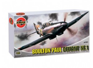 Сборная модель Бултон Пол Дифайент - Boulton Paul Defiant