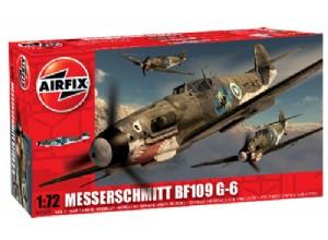 Модель Мессершмитт BF109G-6 - Messerschmitt BF109G-6