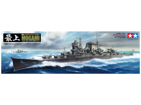 Модель Японский тяжёлый крейсер Mogami (1:350)