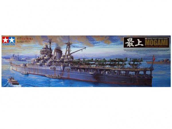 Модель Японский крейсер-авианосец Mogami (1:350)