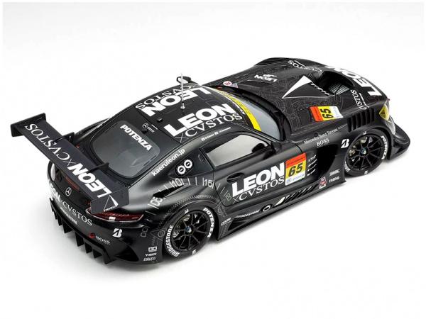 Модель - Автомобиль Mercedes LEON CVSTOS AMG (1:24).