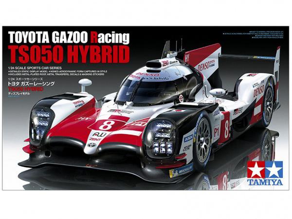 Toyota Gazoo Racing TS050 (1:24)