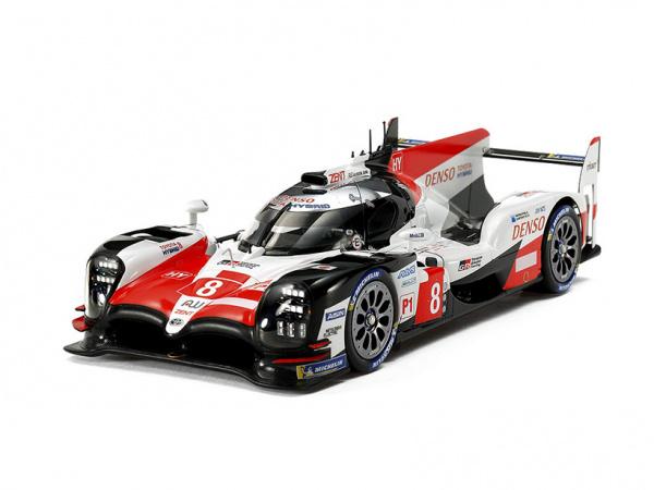Модель - Toyota Gazoo Racing TS050 (1:24).