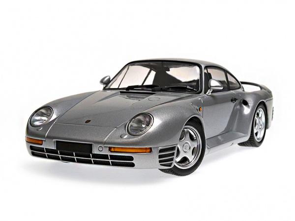 Модель - Porsche 959 (1:24).
