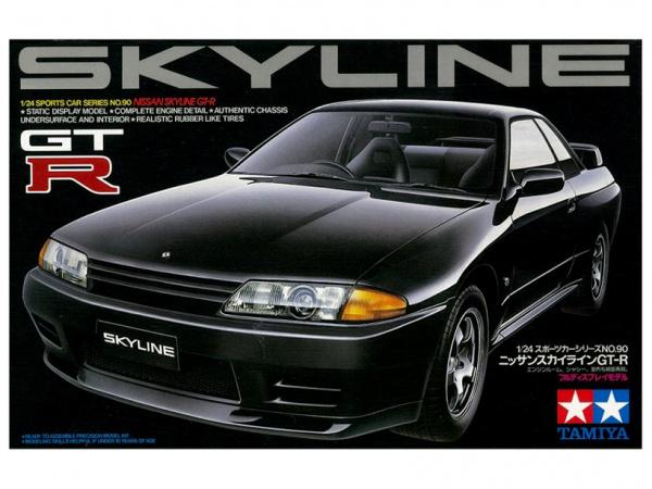 Nissan Skyline GT-R (1:24)