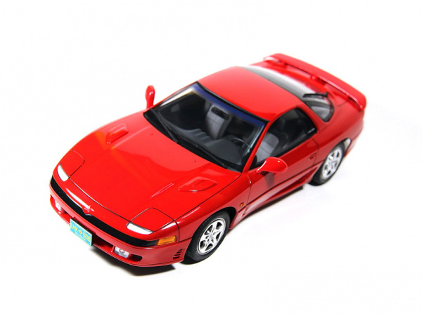 Модель - Mitsubishi GTO Twin Turbo (1:24).
