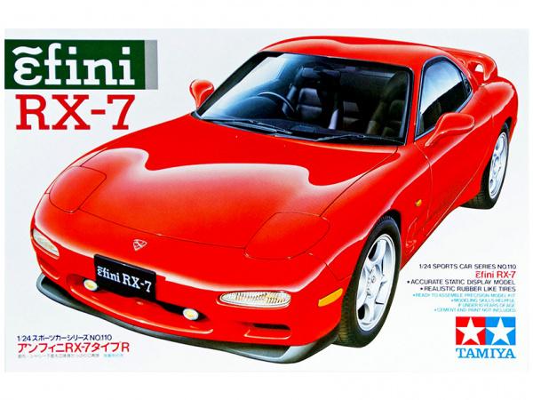 Efini RX-7 (1:24)