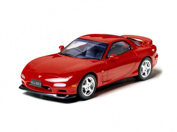 Модель - Efini RX-7 (1:24).