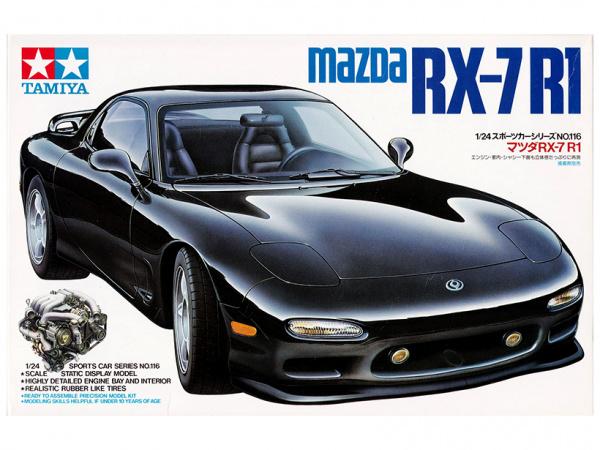 Mazda RX-7 R1 (1:24)