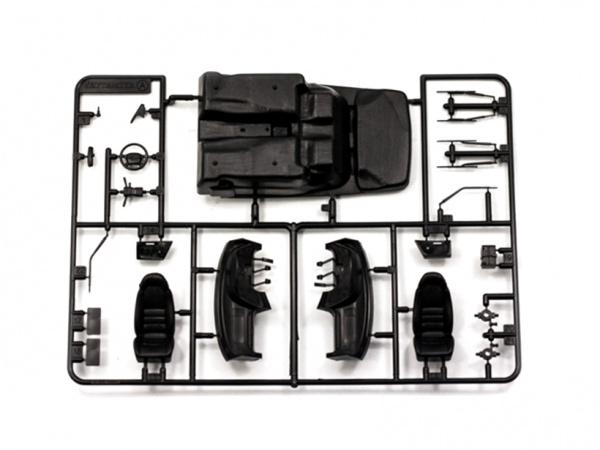 Модель - Toyota Supra (1:24).