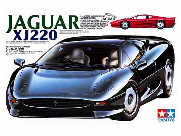 Jaguar XJ220 (1:24)