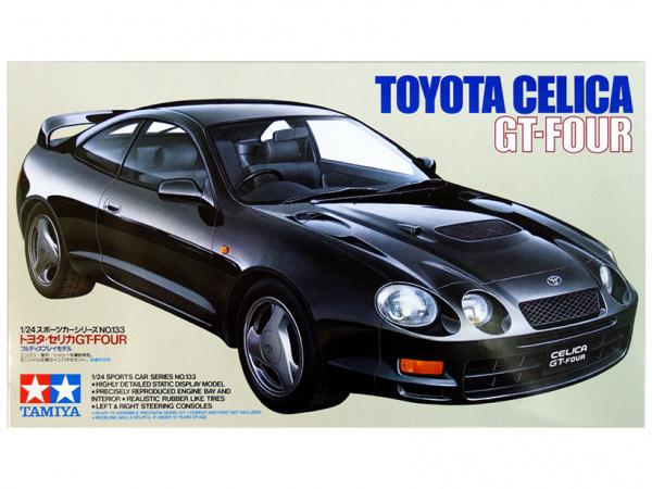 Toyota Celica GT-Four (1:24)