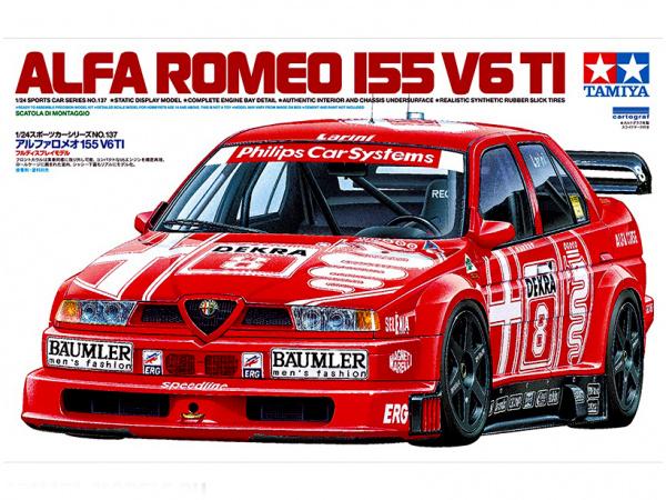 Alfa Romeo 155 V6 TI (1:24)