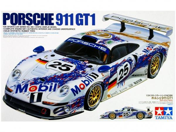 Porsche 911 GT1 (1:24)