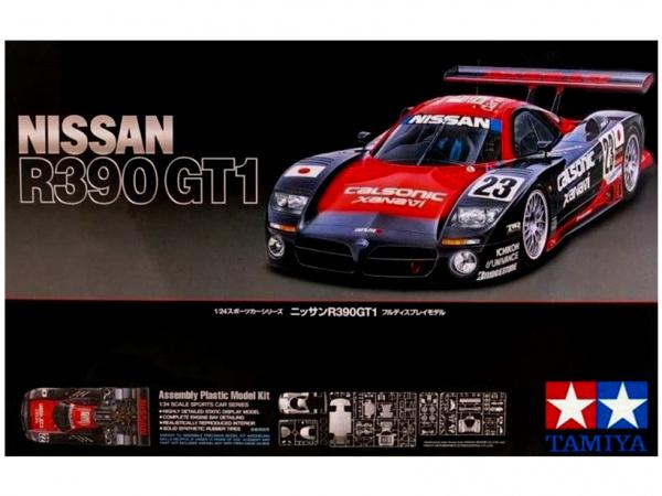 Nissan R390 GT1 (1:24)
