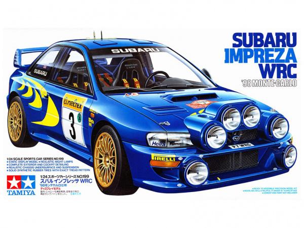Subaru Impreza WRC (1:24)