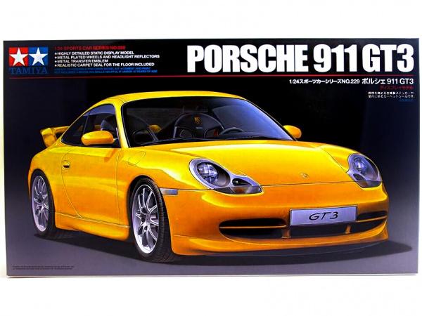 Porche 911 GT3 (1:24)