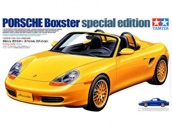 Porsche Boxster special edition (1:24)