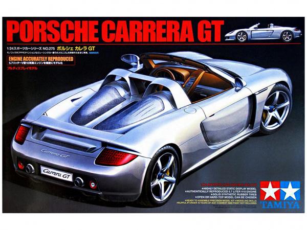 Главная страница Сборные модели Автомобили 24275 Tamiya Pors
