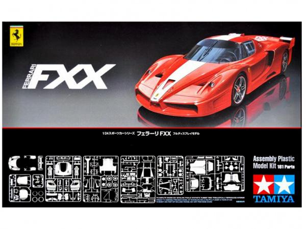 Ferrari FXX (1:24)
