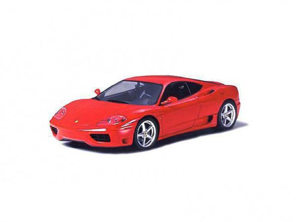 Модель - Ferrari 360 Modena (1:24).