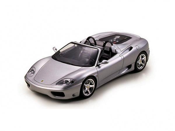 Модель - Ferrari 360 Spider (1:24).