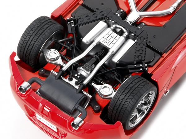 Модель - Nissan 370Z (1:24).