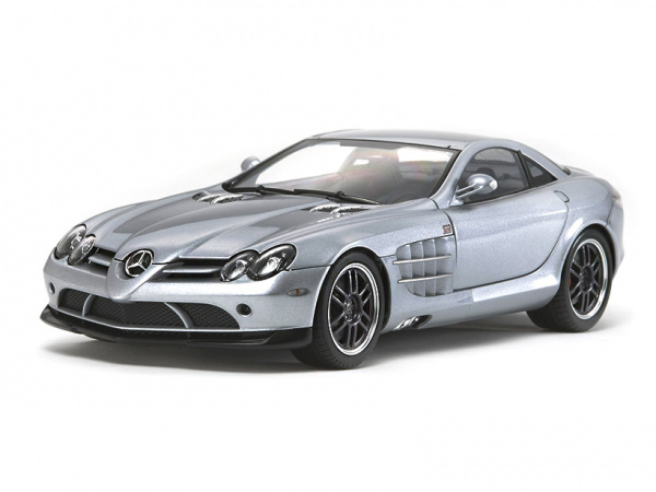 Модель - Mercedes-Benz SLR McLaren 722 Edition (1:24).