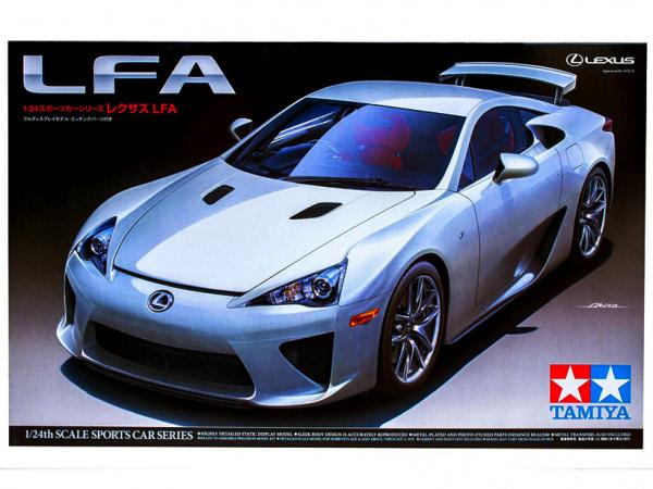 Lexus LFA (1:24)