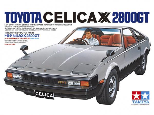 Модель Toyota Celica XX 2800GT