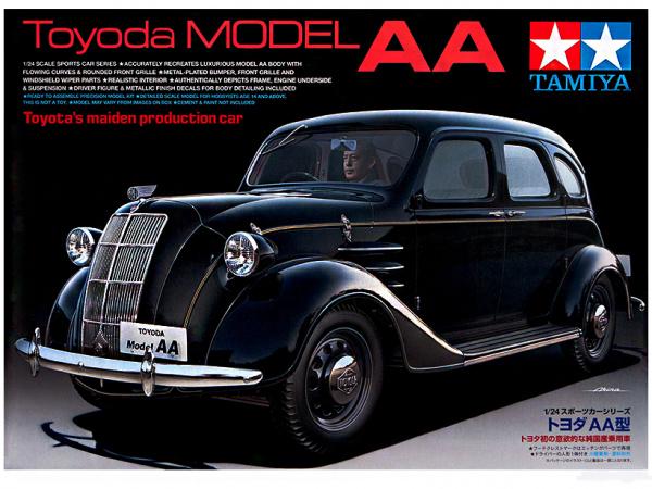 Модель Toyoda Model AA