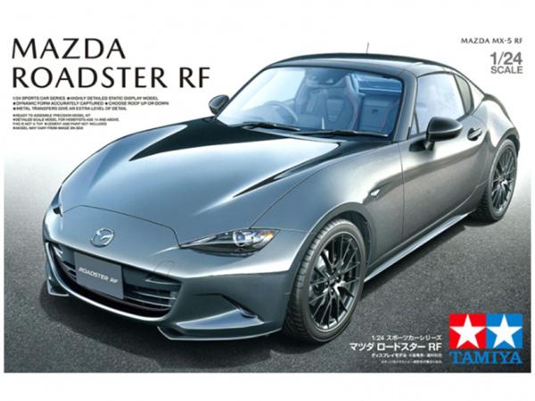 Модель Mazda MX-5 RF