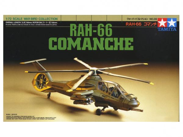 Модель RAH-66 Comanche