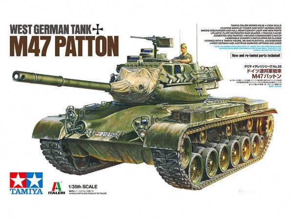 Модель Танк M47 PATTON