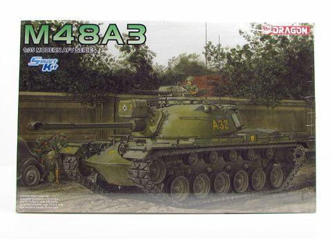 Американский средний танк м48а3 паттон