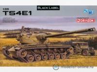 Тяжелый танк США Т54е1