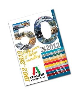 Сборная модель Каталог Italeri 2012