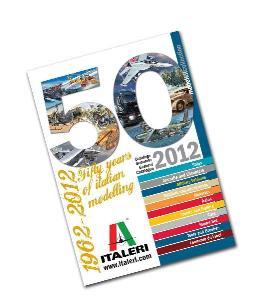 Модель Каталог Italeri 2012